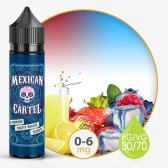 Limonade Fruits Rouges Bleuet 50ml Mexican Cartel