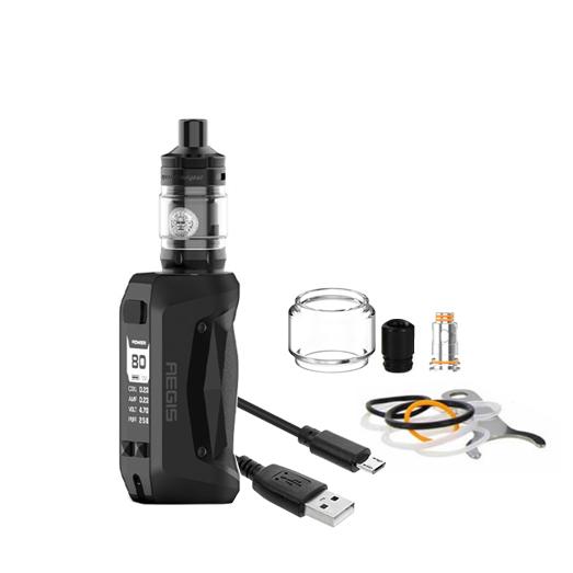Cigarette électronique Kit Aegis Mini Zeus Nano - Geek Vape