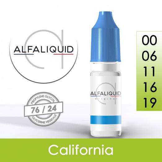 Eliquide California - Alfaliquid