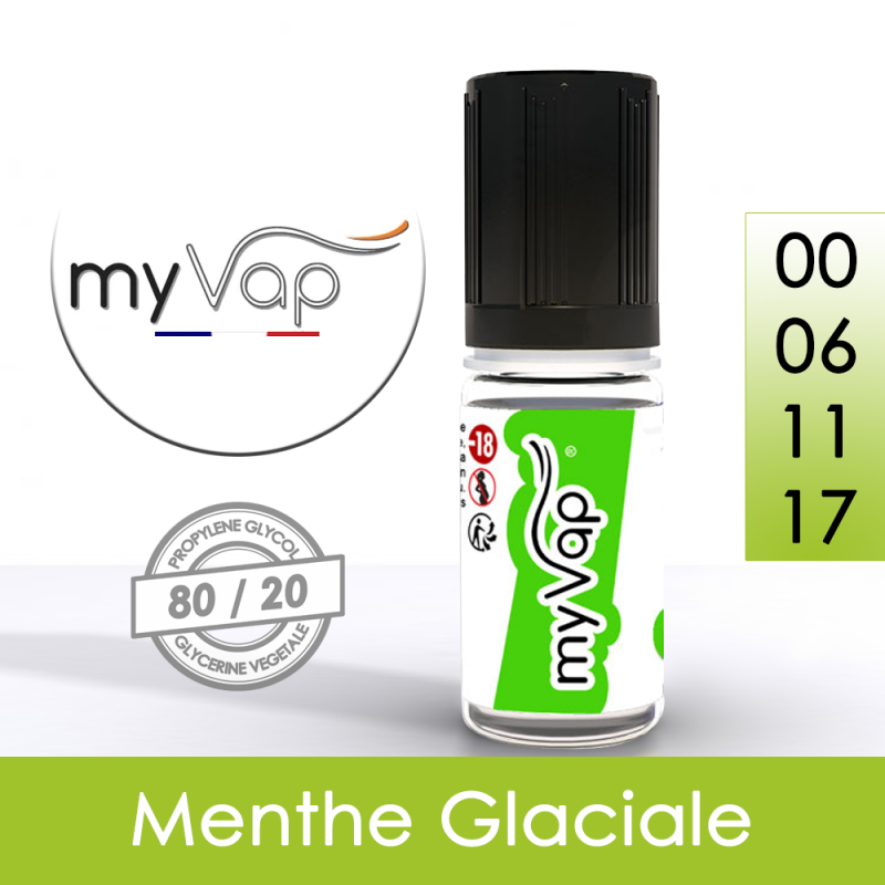 Eliquide Menthe Glaciale myVap