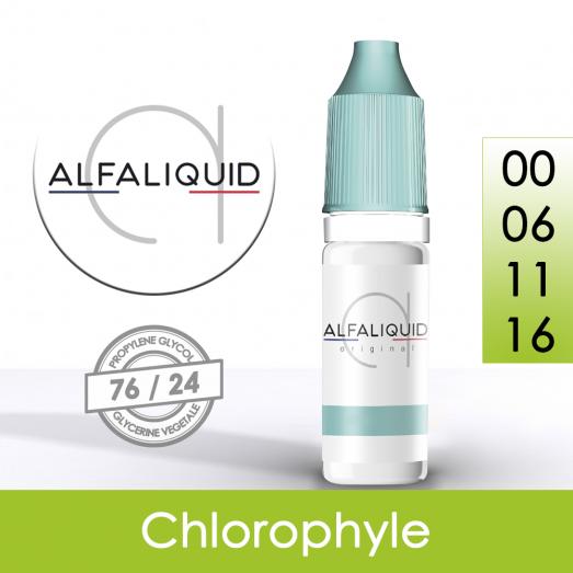 Eliquide Chlorophylle - Alfaliquid