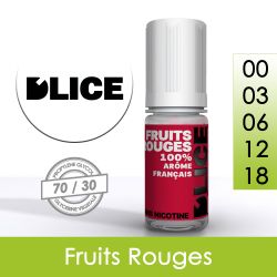 Fruits Rouges DLICE