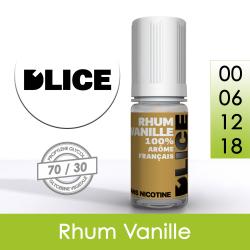 Rhum Vanille DLICE