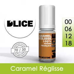 Caramel Réglisse DLICE