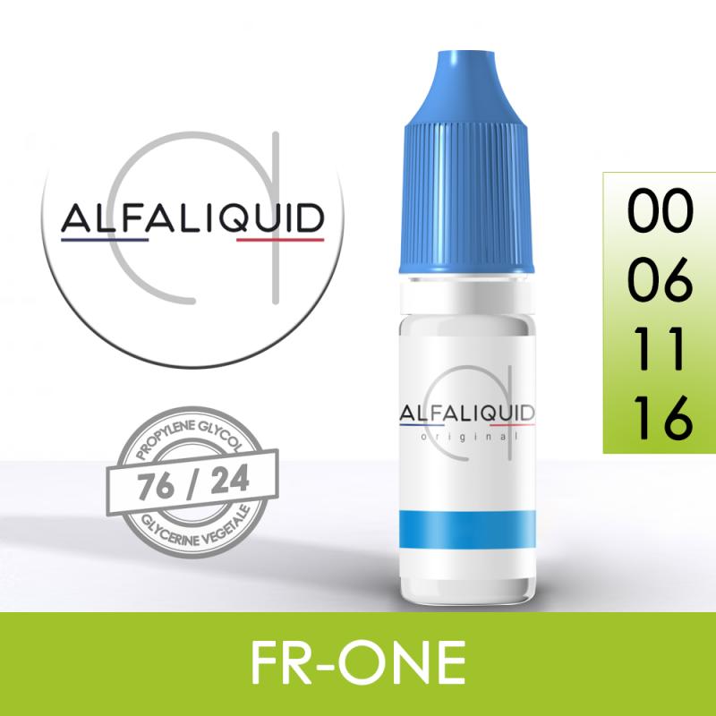 Eliquide FR ONE Alfaliquid