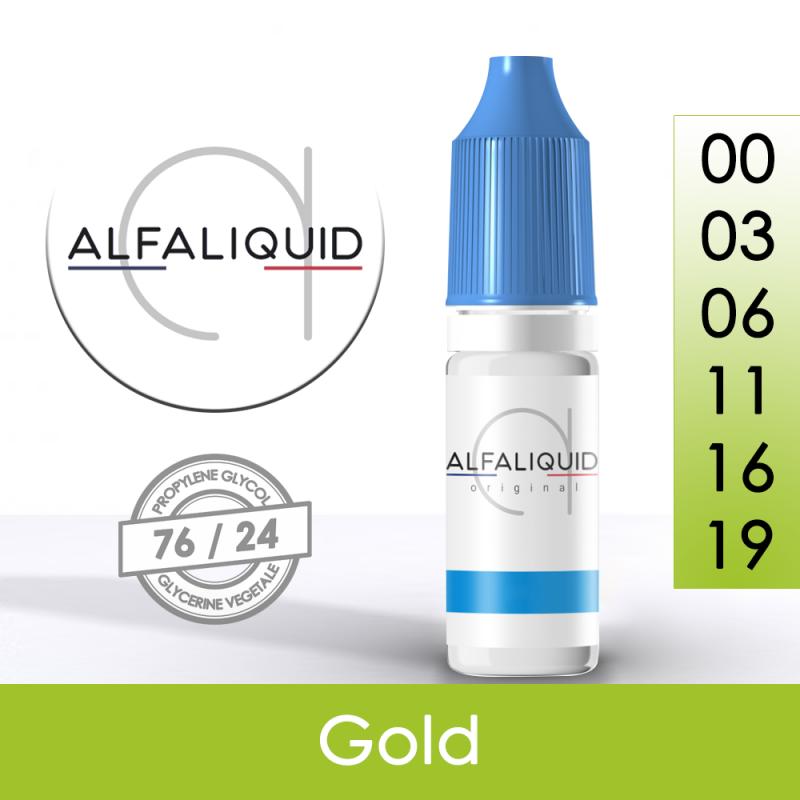 Eliquide Gold - Alfaliquid
