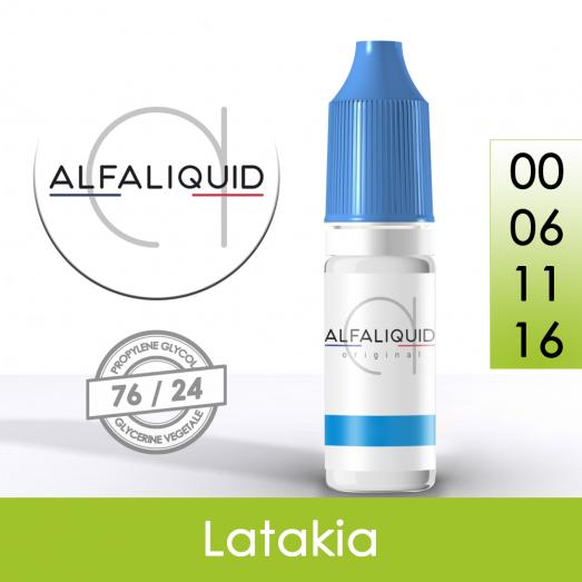 Eliquide Latakia - Alfaliquid