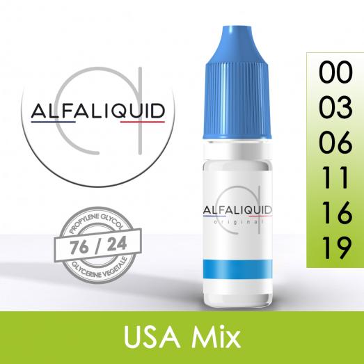 Eliquide USA MIX - Alfaliquid