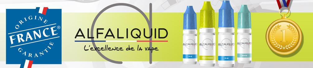 Alfaliquid FRM : Le meilleur liquide français