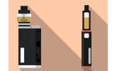 Kit cigarette électronique réglable